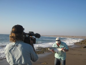 Behind the scenes with Craig Thomassen & Inside Angling - Flamingo, Angola
